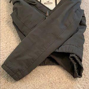 Hollister Jackets & Coats - Hollister Fur Hooded Jacket Small